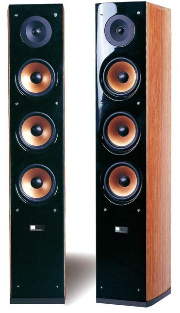 HOME Hi-Fi PURE acoustic Supernova 8F walnut