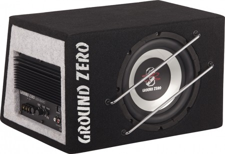 20 cm GROUND ZERO GZIB 80X ACT