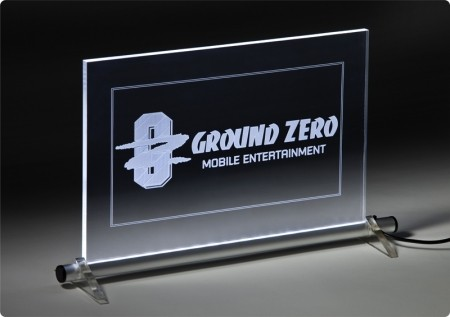 TUNING MÓDA GROUND ZERO GZ LED Display