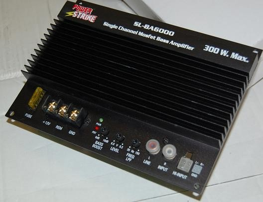 monobloky NEW SOUND *NS-BA6000