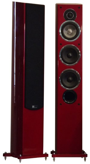 HOME Hi-Fi PURE acoustic Noble II F